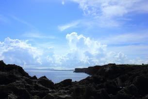 沖縄 残波岬の素材 [FYI00176153]