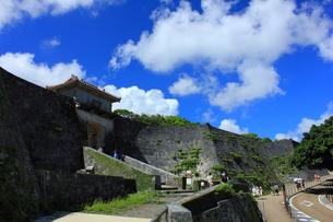 首里城 久慶門の素材 [FYI00176162]