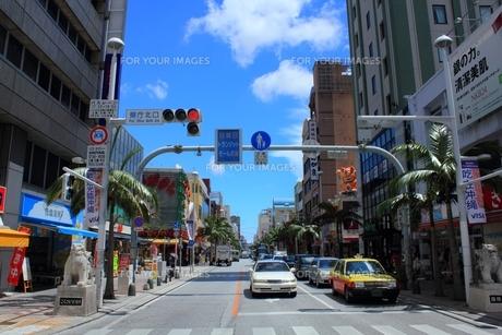 沖縄 国際通りの素材 [FYI00176172]
