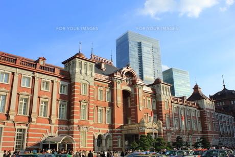 東京駅の素材 [FYI00176184]