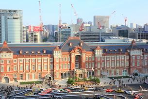 東京駅の素材 [FYI00176196]