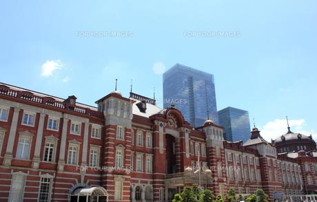 東京駅の素材 [FYI00176218]
