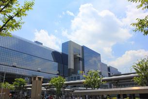 京都駅の素材 [FYI00176223]