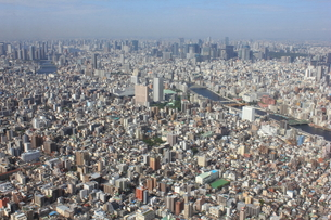 東京都の景観の素材 [FYI00176225]
