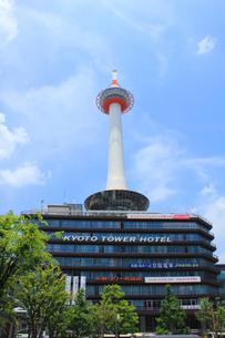 京都タワーの素材 [FYI00176228]