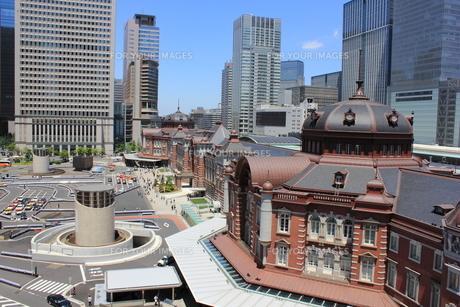 東京駅の素材 [FYI00176230]