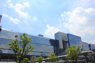 京都駅の素材 [FYI00176237]