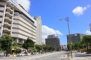 沖縄 国際通りの素材 [FYI00176263]