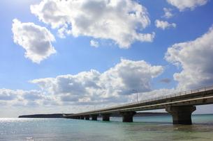 宮古島 来間大橋の素材 [FYI00176297]