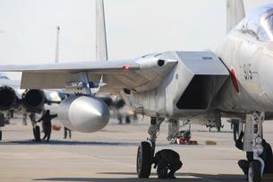 那覇基地 エアーフェスタ F-15の写真素材 [FYI00176317]
