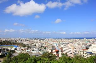 沖縄県浦添市 街並みの素材 [FYI00176331]