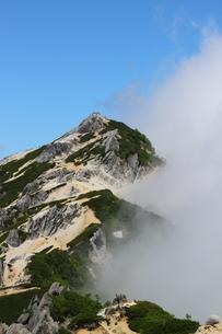 燕岳の写真素材 [FYI00176408]
