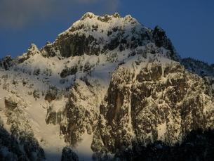錫杖岳の写真素材 [FYI00176438]