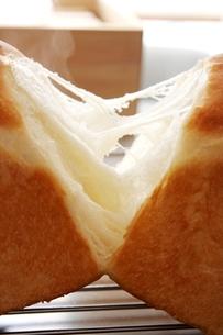 パン(山食)の写真素材 [FYI00176482]