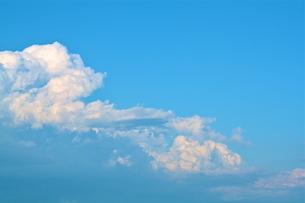 空と雲の写真素材 [FYI00176787]