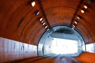 トンネルの写真素材 [FYI00176814]