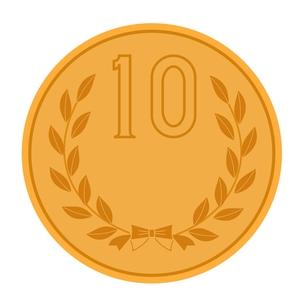 10円玉の素材 [FYI00176946]