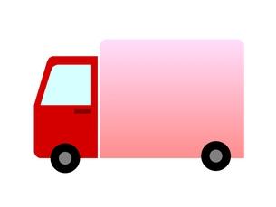 トラックの写真素材 [FYI00176968]