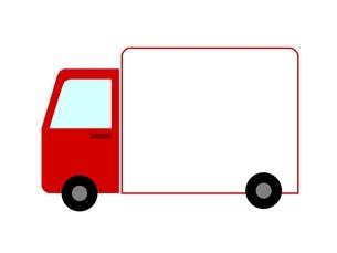 トラックの写真素材 [FYI00176972]