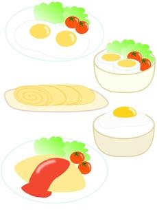 卵料理の素材 [FYI00176994]