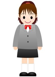 女子高生の素材 [FYI00177011]