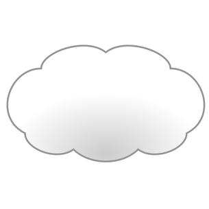 雲の素材 [FYI00177023]