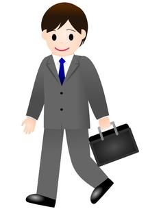 ビジネスマンの素材 [FYI00177042]