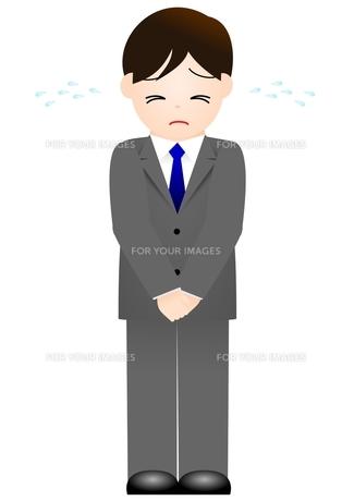 ビジネスマンの写真素材 [FYI00177045]