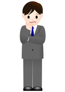 ビジネスマンの素材 [FYI00177047]