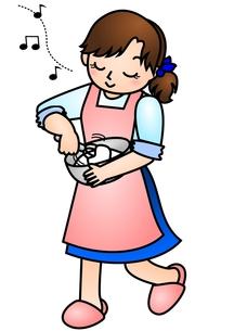料理をする女性の写真素材 [FYI00177054]