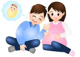 妊娠の素材 [FYI00177078]