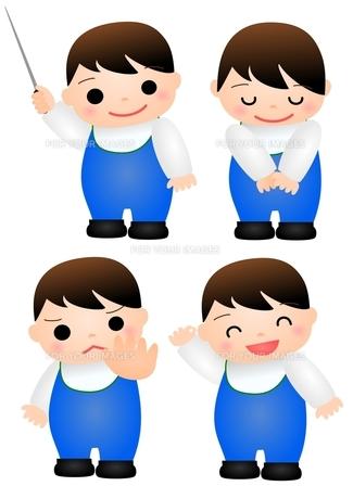 赤ちゃん 表情の素材 [FYI00177124]