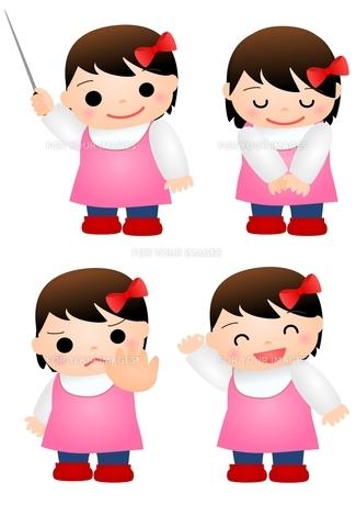 赤ちゃん 表情の素材 [FYI00177131]