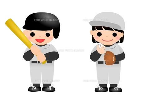 野球の写真素材 [FYI00177161]