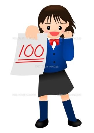 100点 女の子の素材 [FYI00177167]