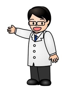医者 手の素材 [FYI00177244]