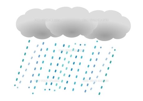 雨の素材 [FYI00177331]