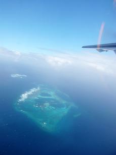 ニューカレドニアの珊瑚礁の写真素材 [FYI00177394]