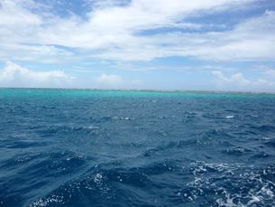 ニューカレドニアの海の写真素材 [FYI00177403]