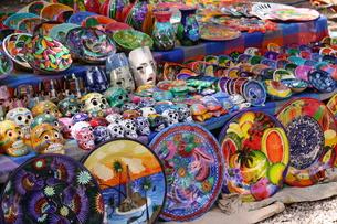 メキシコ 民芸品の写真素材 [FYI00177477]