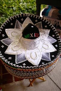 メキシコの帽子の写真素材 [FYI00177478]