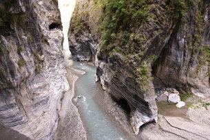 台湾タロコ渓谷の写真素材 [FYI00177490]