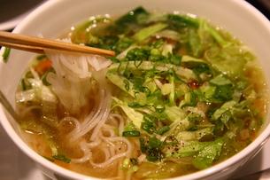 ベトナム料理 フォーの写真素材 [FYI00177515]