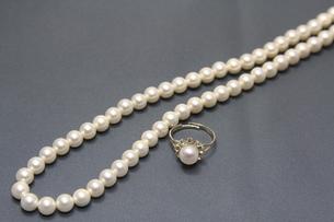 真珠の写真素材 [FYI00177522]