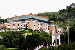 国立故宮博物院 台北の写真素材 [FYI00177566]