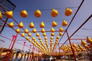ランタンフェスティバル 元宵節 台湾の写真素材 [FYI00177584]
