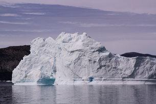 氷山 グリーンランドの素材 [FYI00177597]