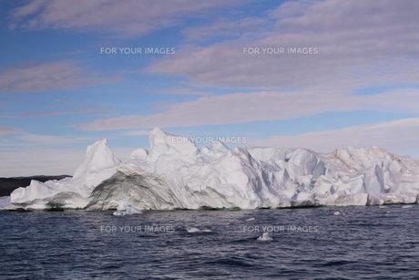 氷山 グリーンランドの写真素材 [FYI00177598]