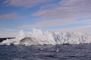 氷山 グリーンランドの素材 [FYI00177598]