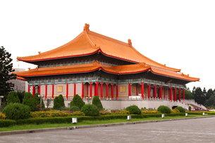 中正記念堂 国家劇場 台湾の写真素材 [FYI00177599]